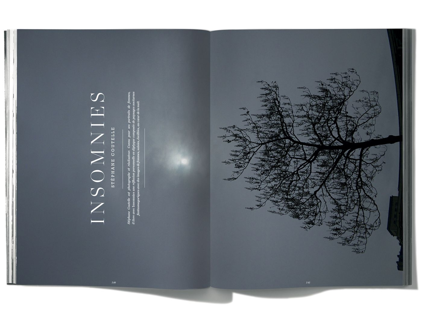 Photographies de Stéphane Coutelle, Insomnies