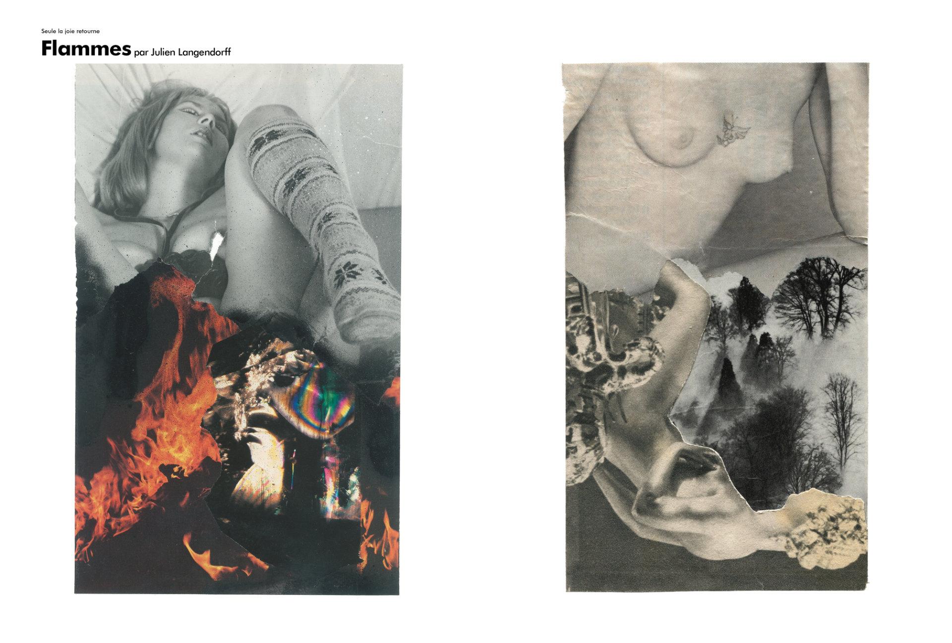 Flammes par Julien Langendorff (extrait)