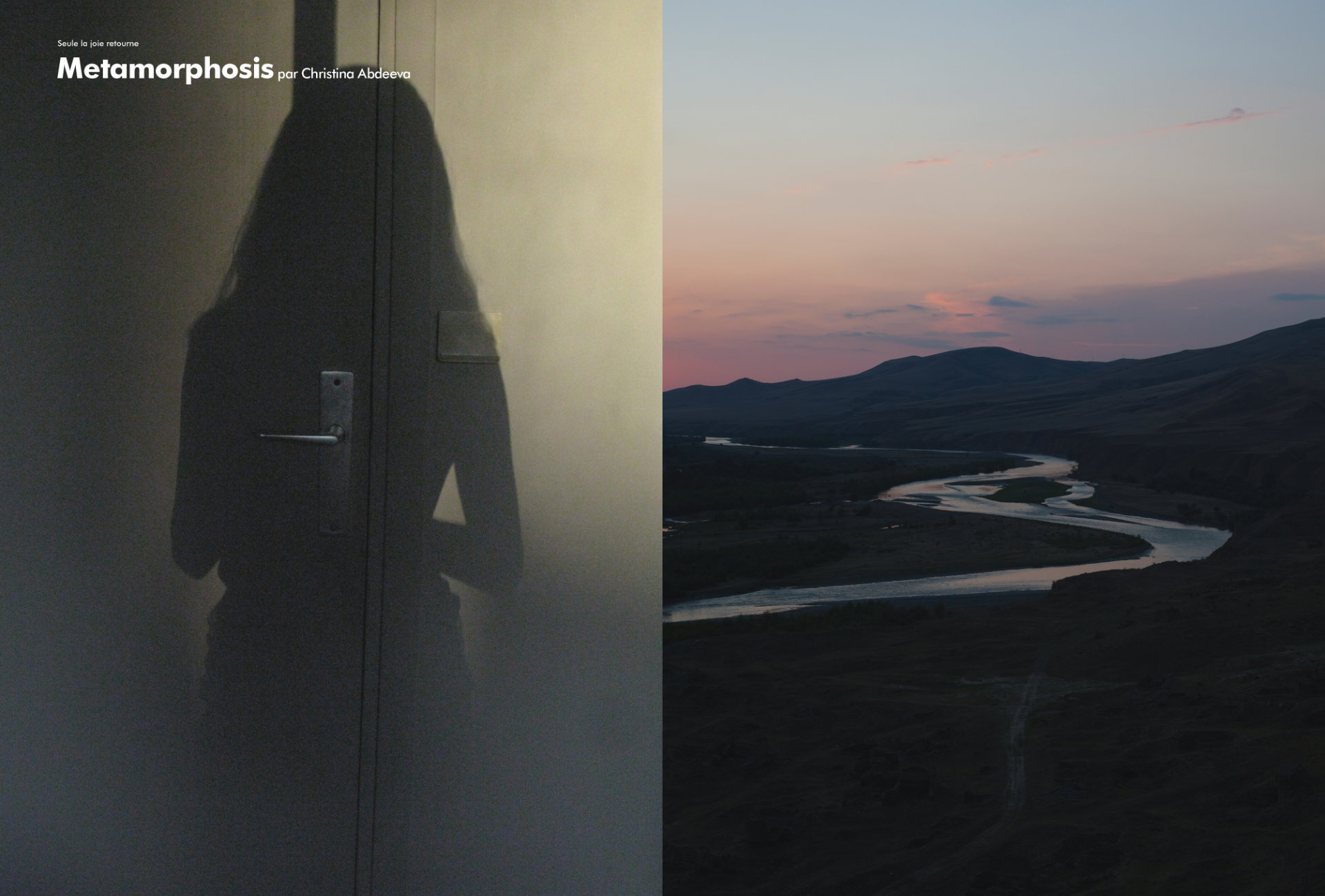 Metamorphosis par Christina Abeedva (extrait)